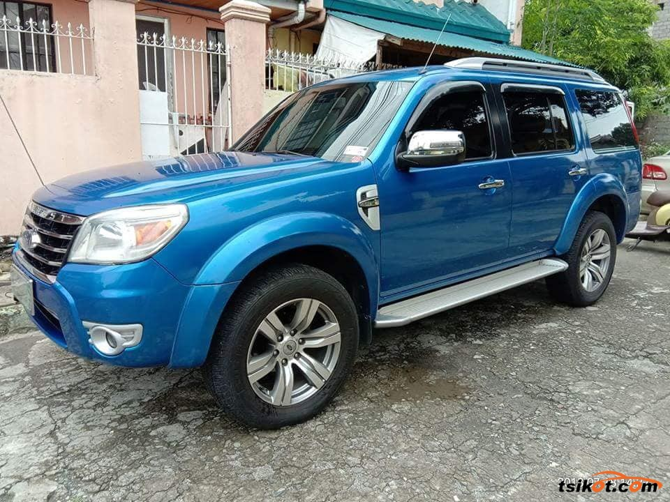 Ford Everest 2009 - 4