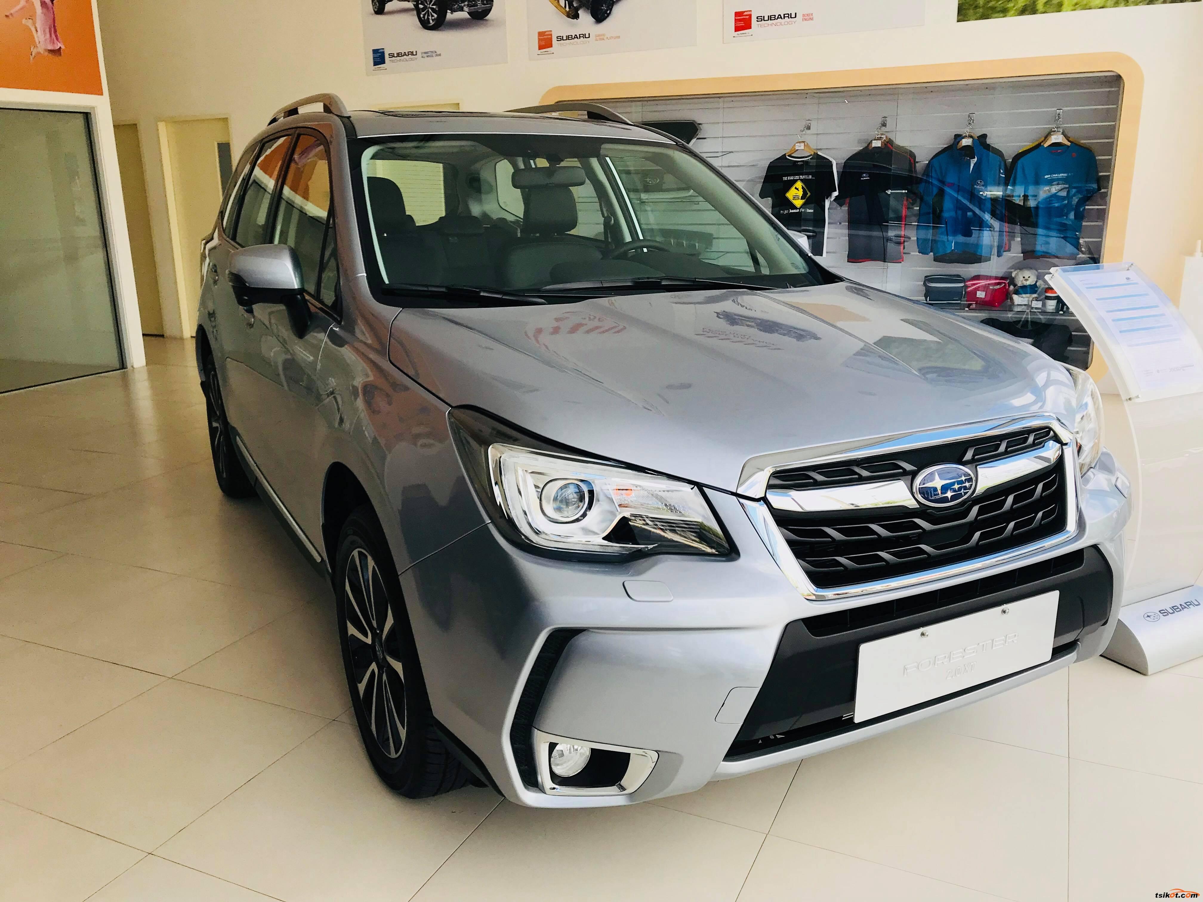 Subaru Forester 2018 - 1