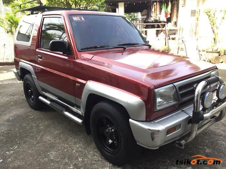 Daihatsu Feroza 1999 - 1