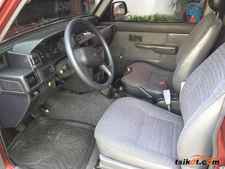 Daihatsu Feroza 1999 - 4
