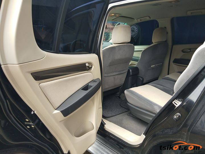 Chevrolet Trailblazer 2013 - 5