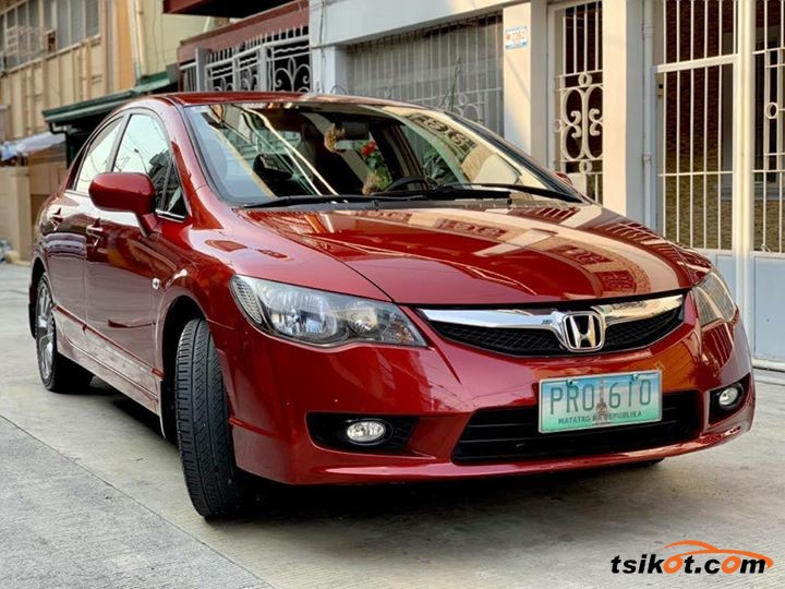 Honda Civic 2010 - 1