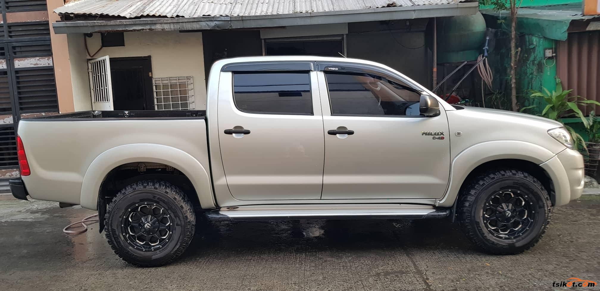 Toyota Hilux 2011 - 3