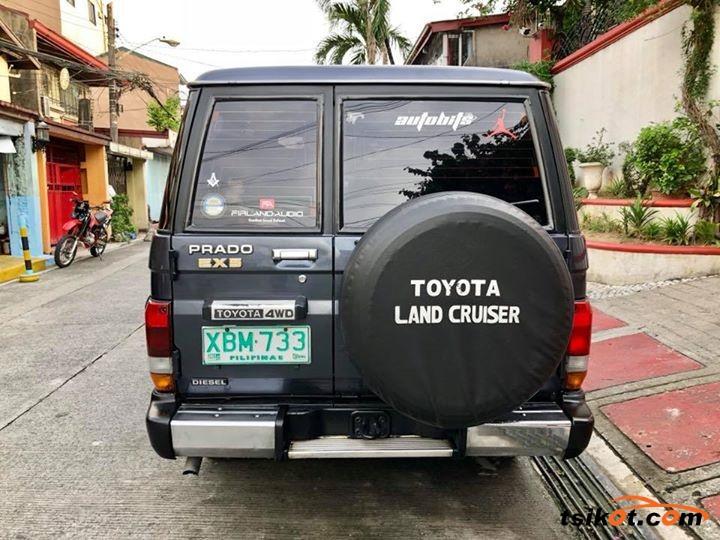 Toyota Land Cruiser 1970 - 5