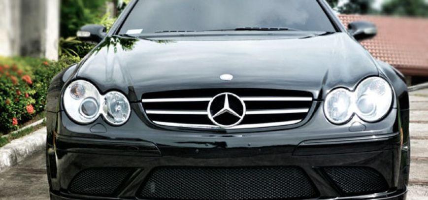Mercedes-Benz Clk 2008 - 1