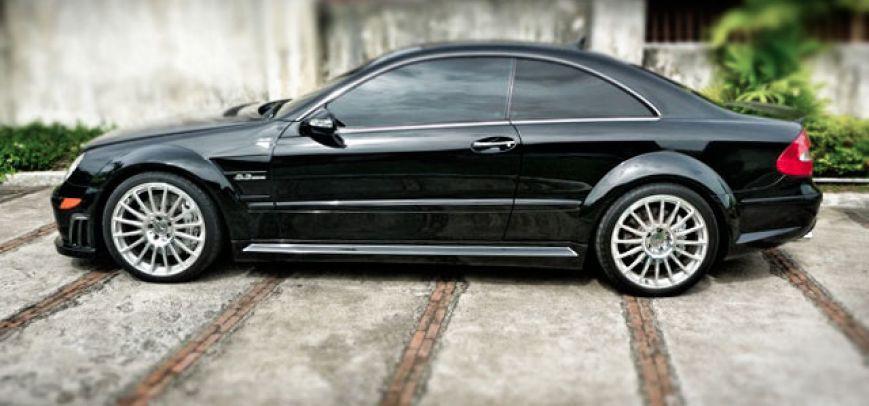 Mercedes-Benz Clk 2008 - 8