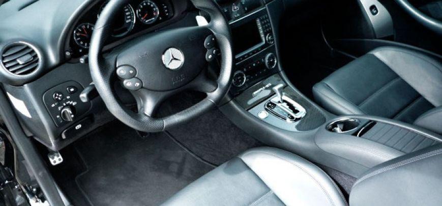 Mercedes-Benz Clk 2008 - 9