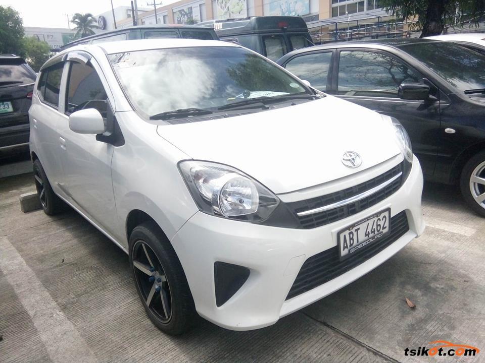 Toyota Wigo 2016 - 5