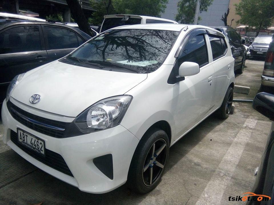 Toyota Wigo 2016 - 4