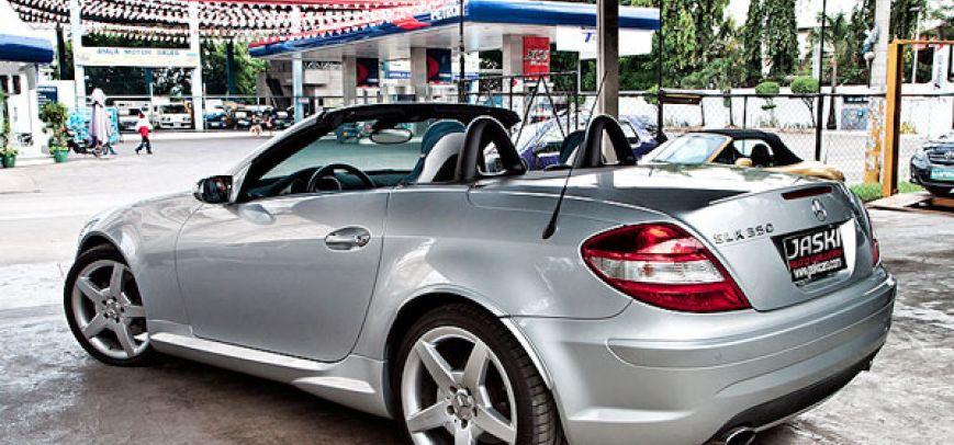 Mercedes-Benz Slk 2006 - 7