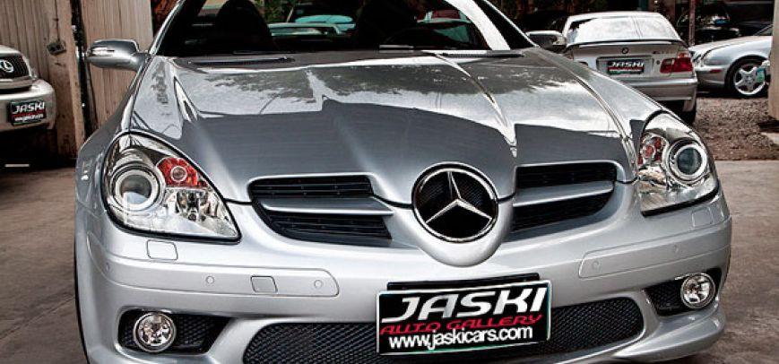 Mercedes-Benz Slk 2006 - 2