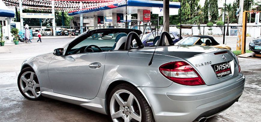 Mercedes-Benz Slk 2006 - 3