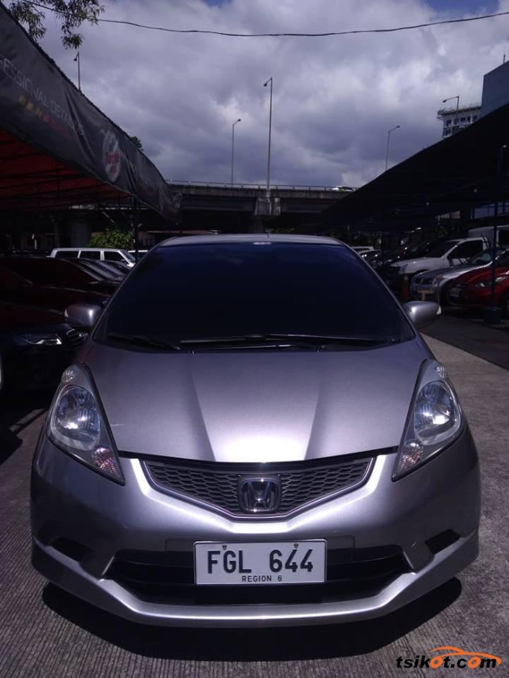 Honda Jazz 2009 - 1