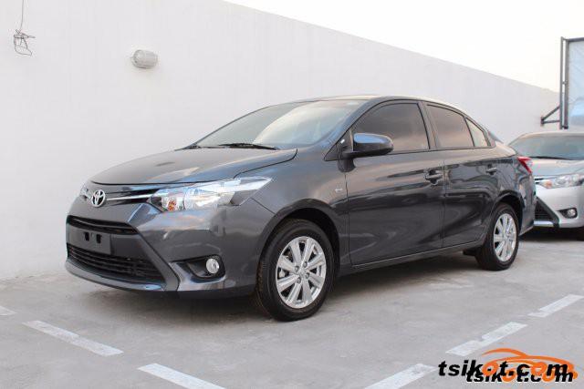 Toyota Vios 2016 - 1