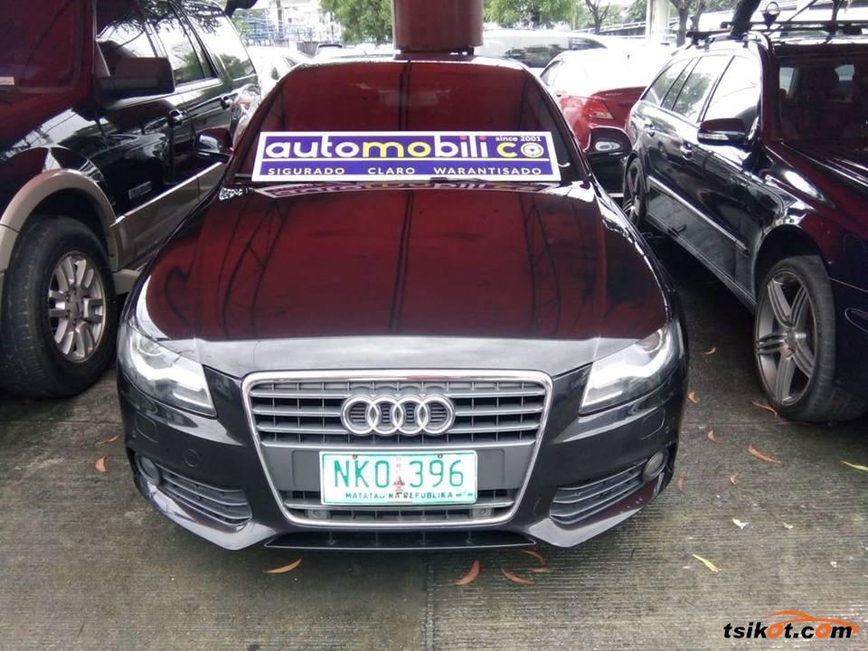 Audi A4 2009 - 1