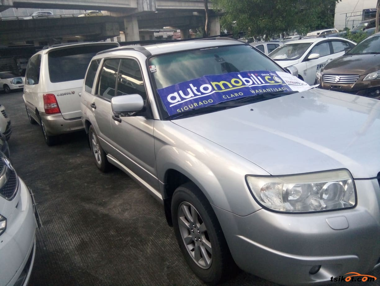 Subaru Forester 2006 - 4
