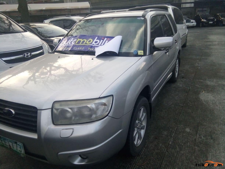 Subaru Forester 2006 - 5
