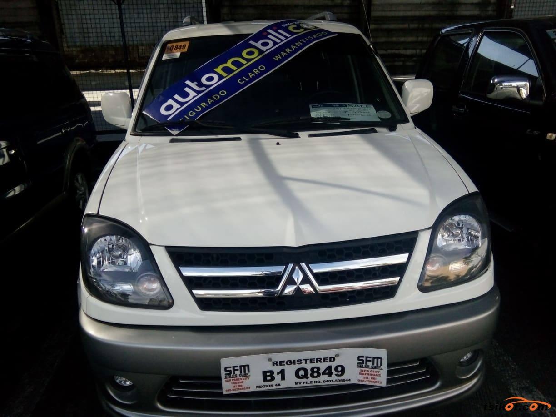 Mitsubishi Adventure 2017 - 1