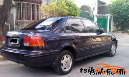 Honda Civic 1997 - 5