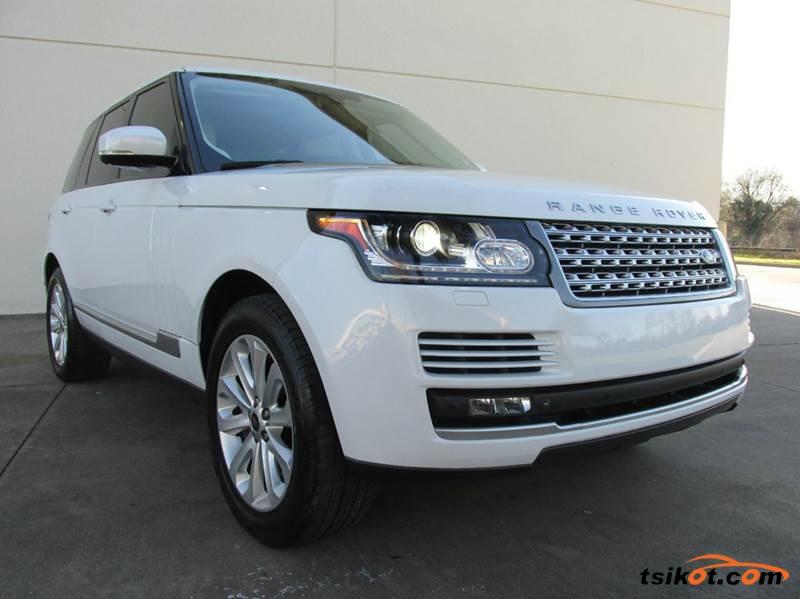 Land Rover Range Rover Sport 2014 - 2