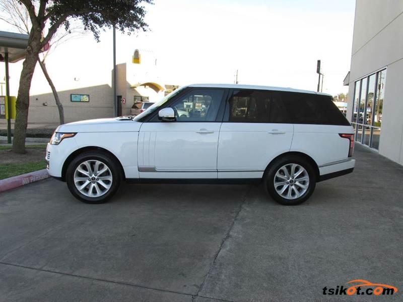 Land Rover Range Rover Sport 2014 - 4