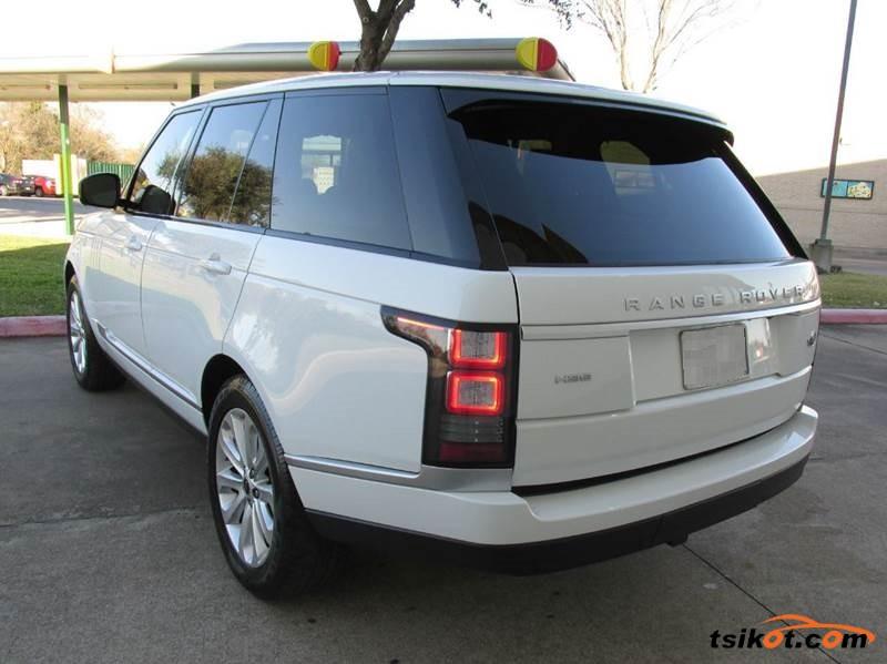 Land Rover Range Rover Sport 2014 - 5