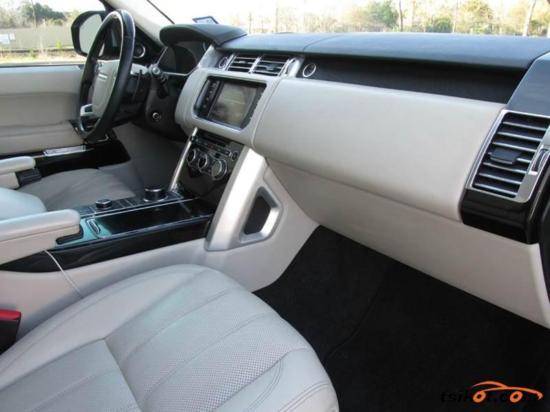 Land Rover Range Rover Sport 2014 - 6