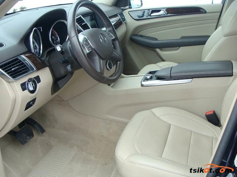 Mercedes-Benz M-Class 2014 - 5
