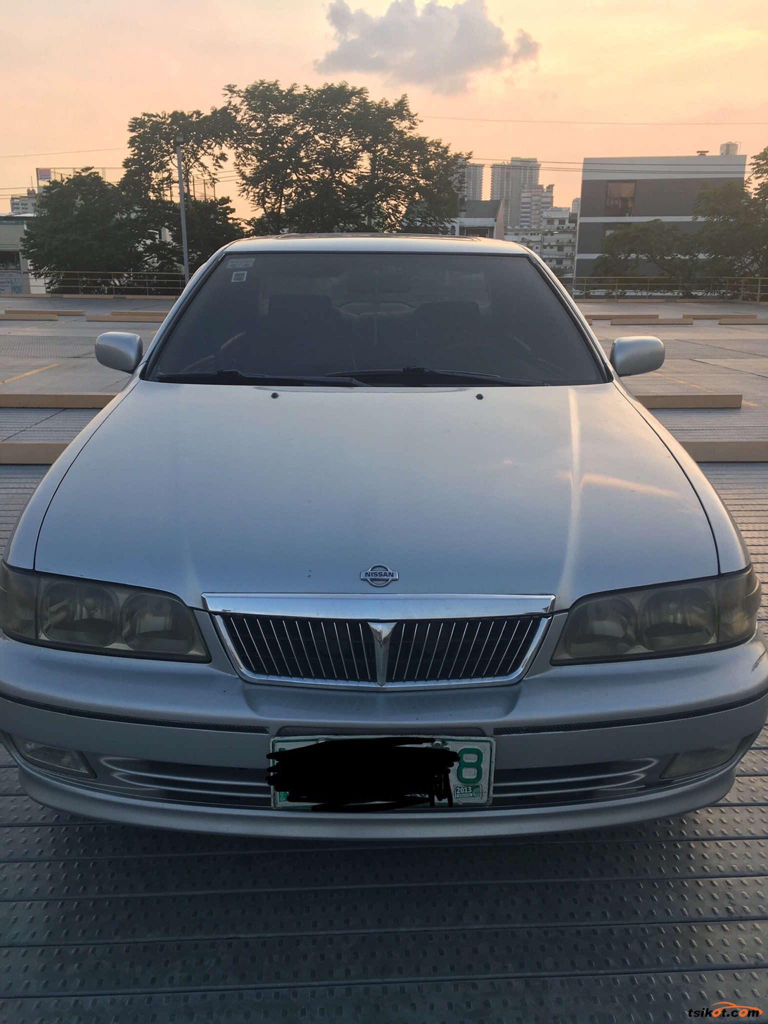 Nissan Sentra 2000 - 1