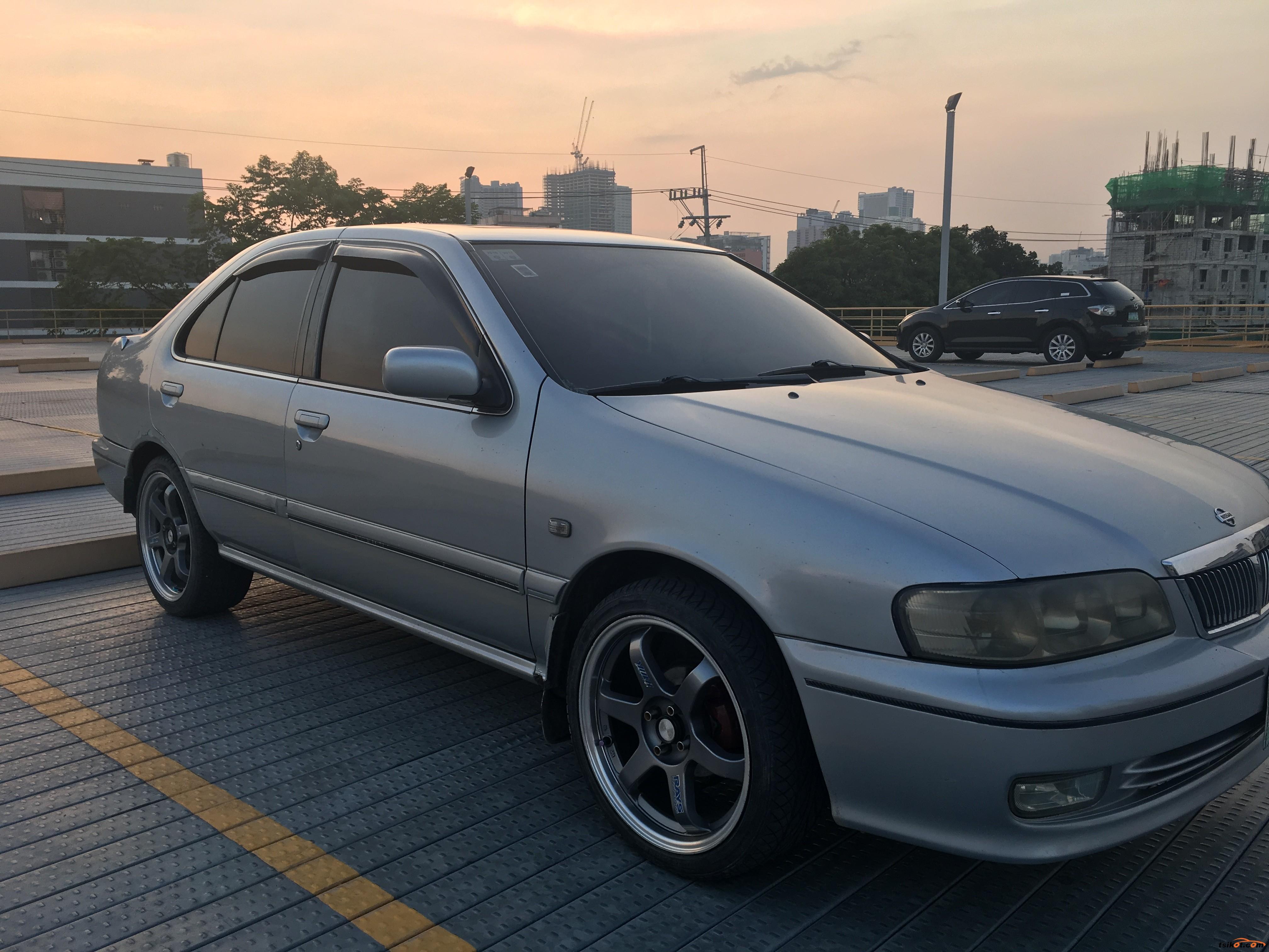 Nissan Sentra 2000 - 4