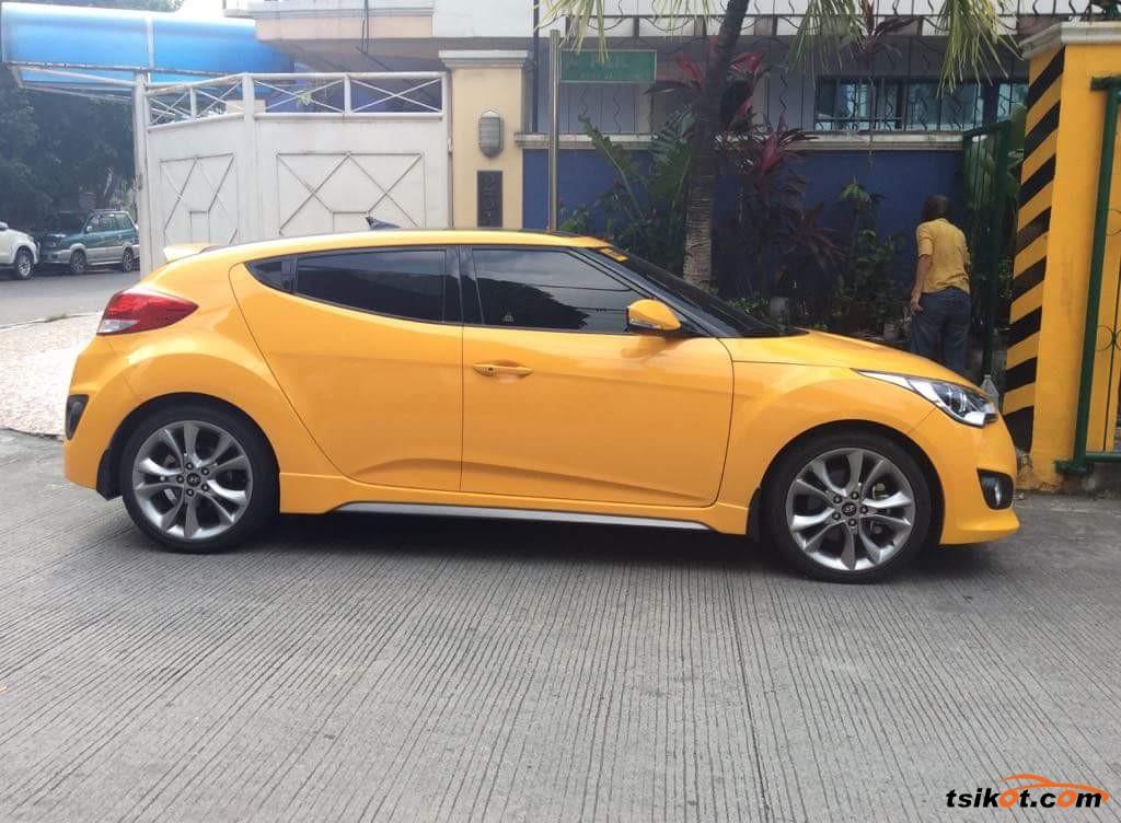 Hyundai Veloster 2016 - 1