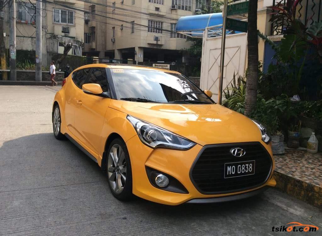 Hyundai Veloster 2016 - 2