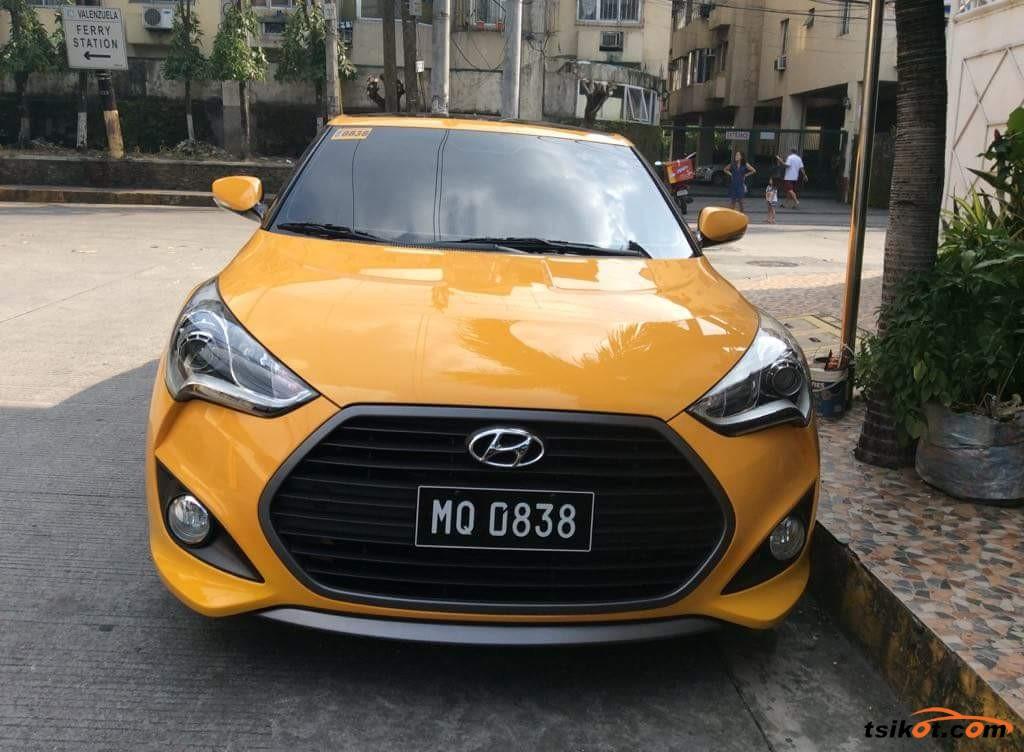 Hyundai Veloster 2016 - 4