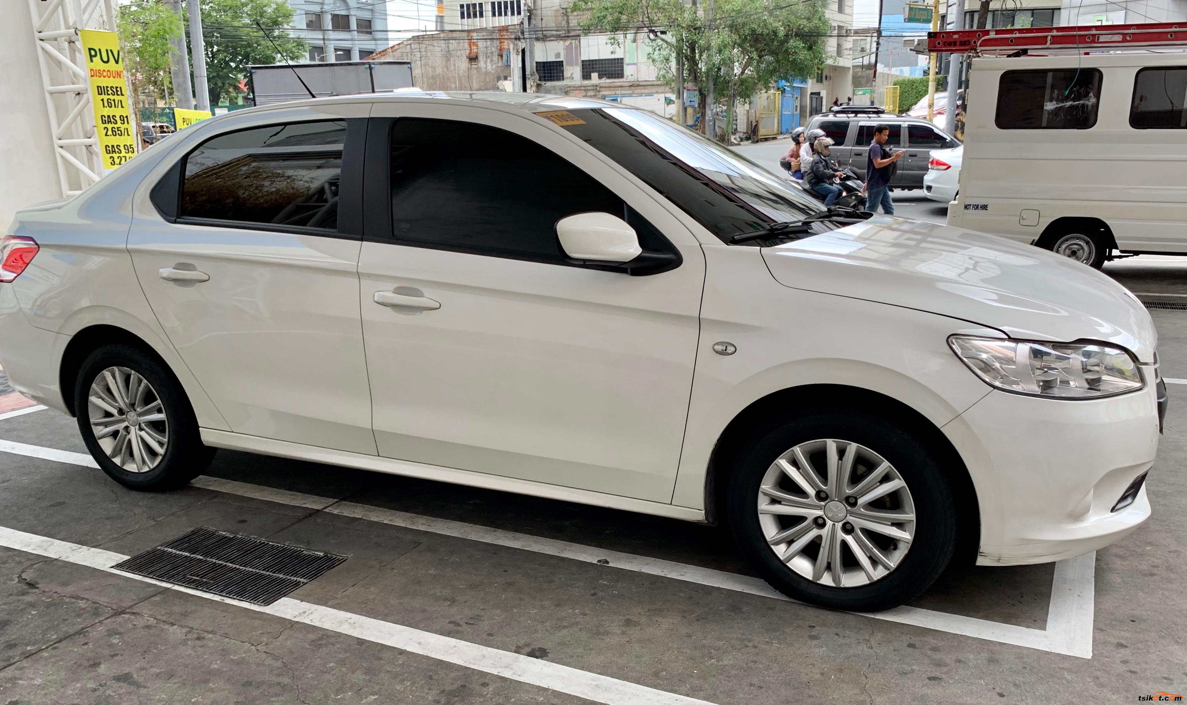 Peugeot 301 2015 - 4