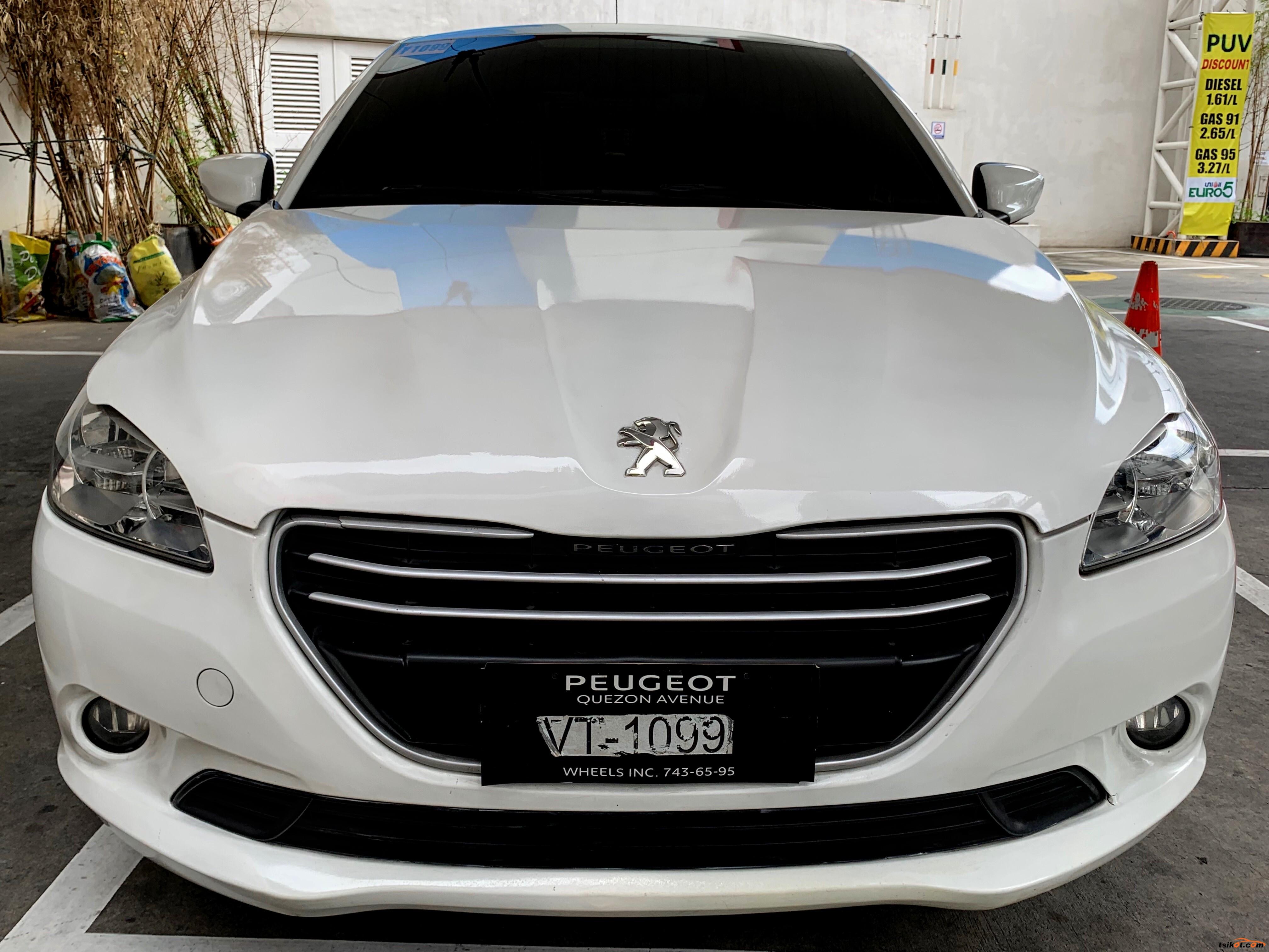Peugeot 301 2015 - 5