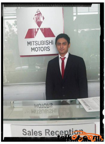 Mitsubishi Lancer 2014 - 2