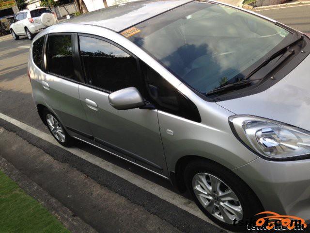 Honda Fit 2013 - 2