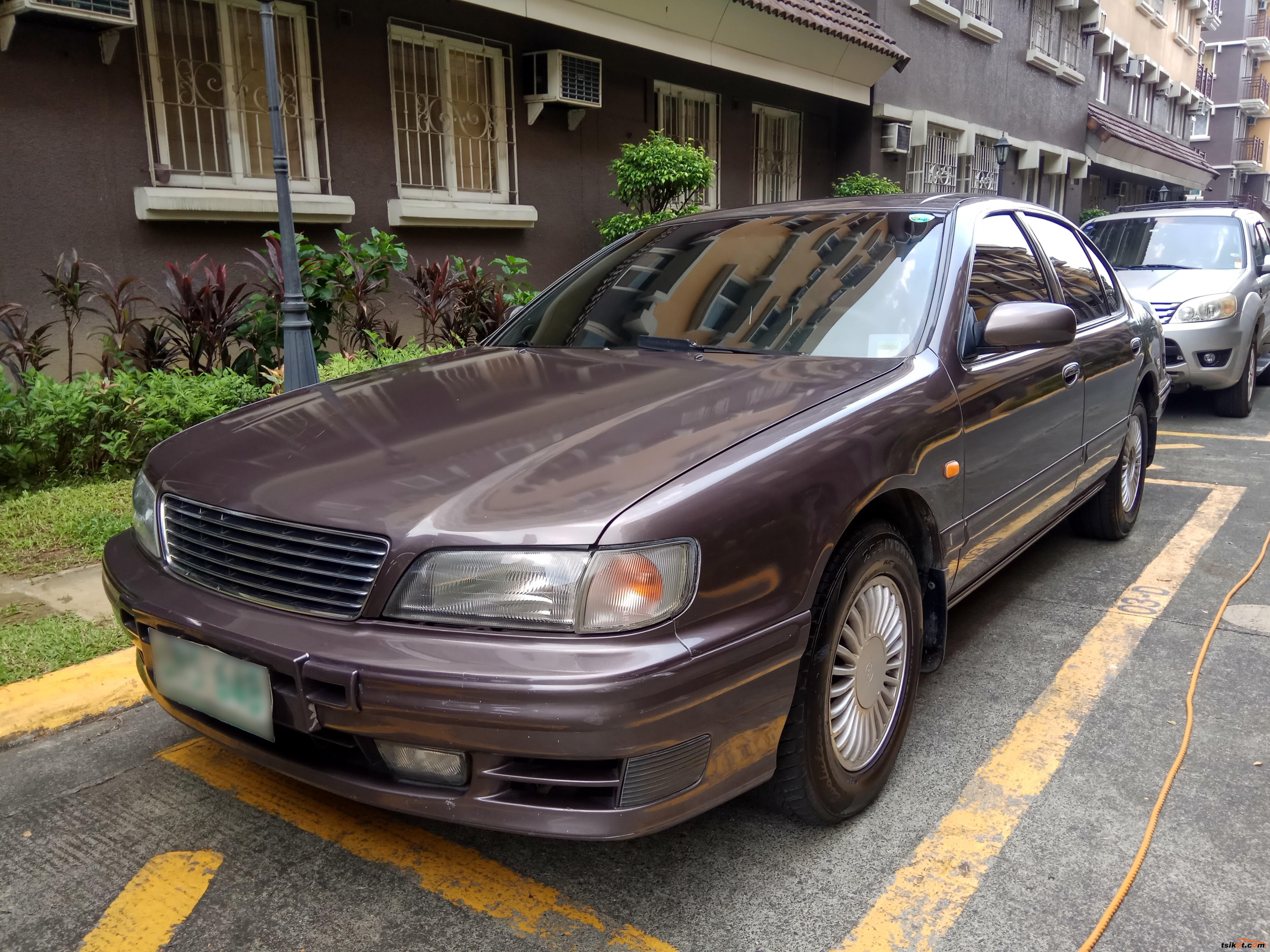 Nissan Cefiro 1997 - 1