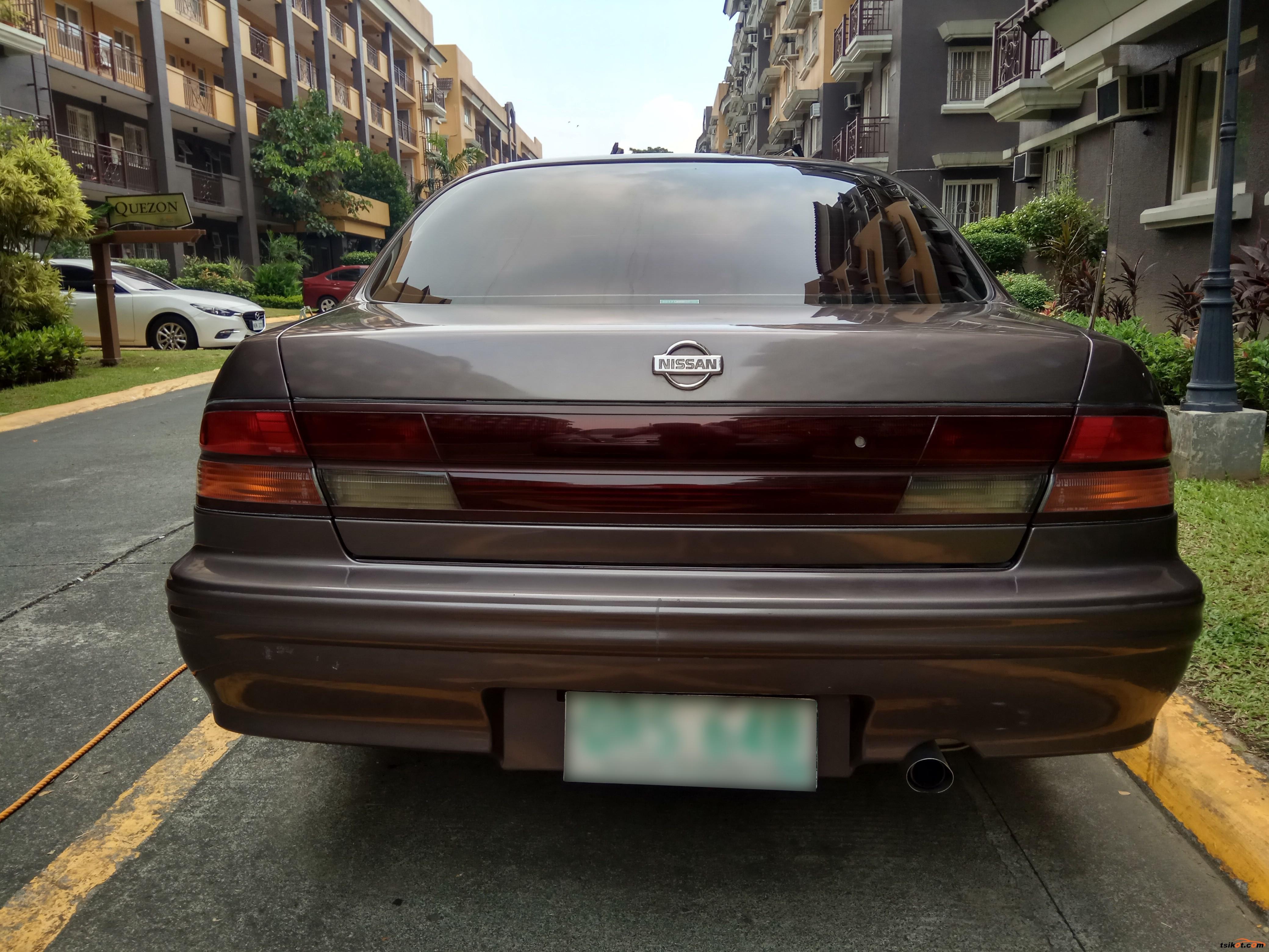 Nissan Cefiro 1997 - 4