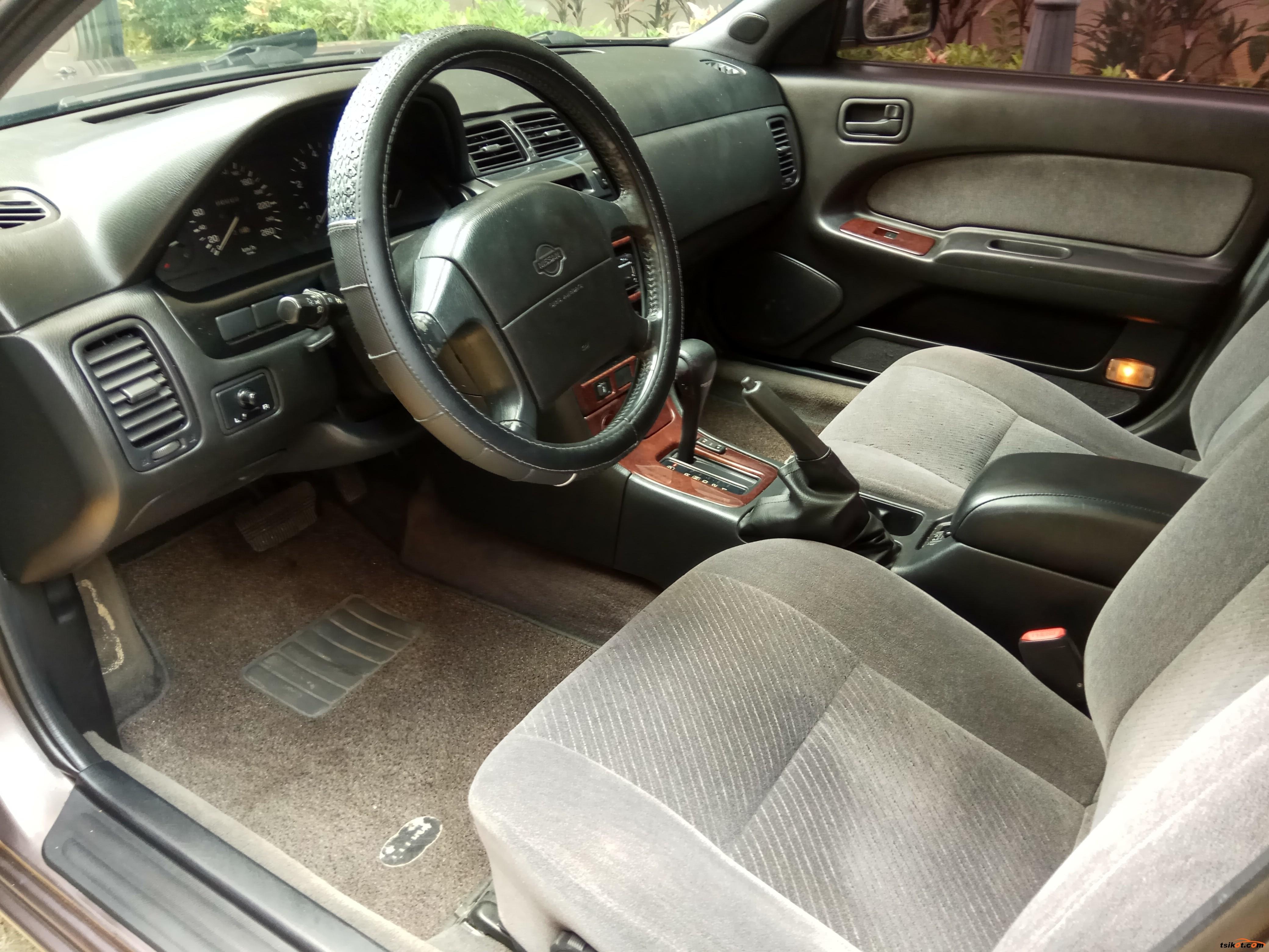 Nissan Cefiro 1997 - 7