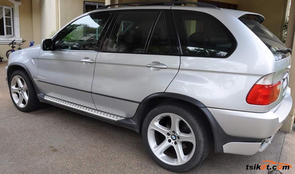 Bmw X5 2003 - 1