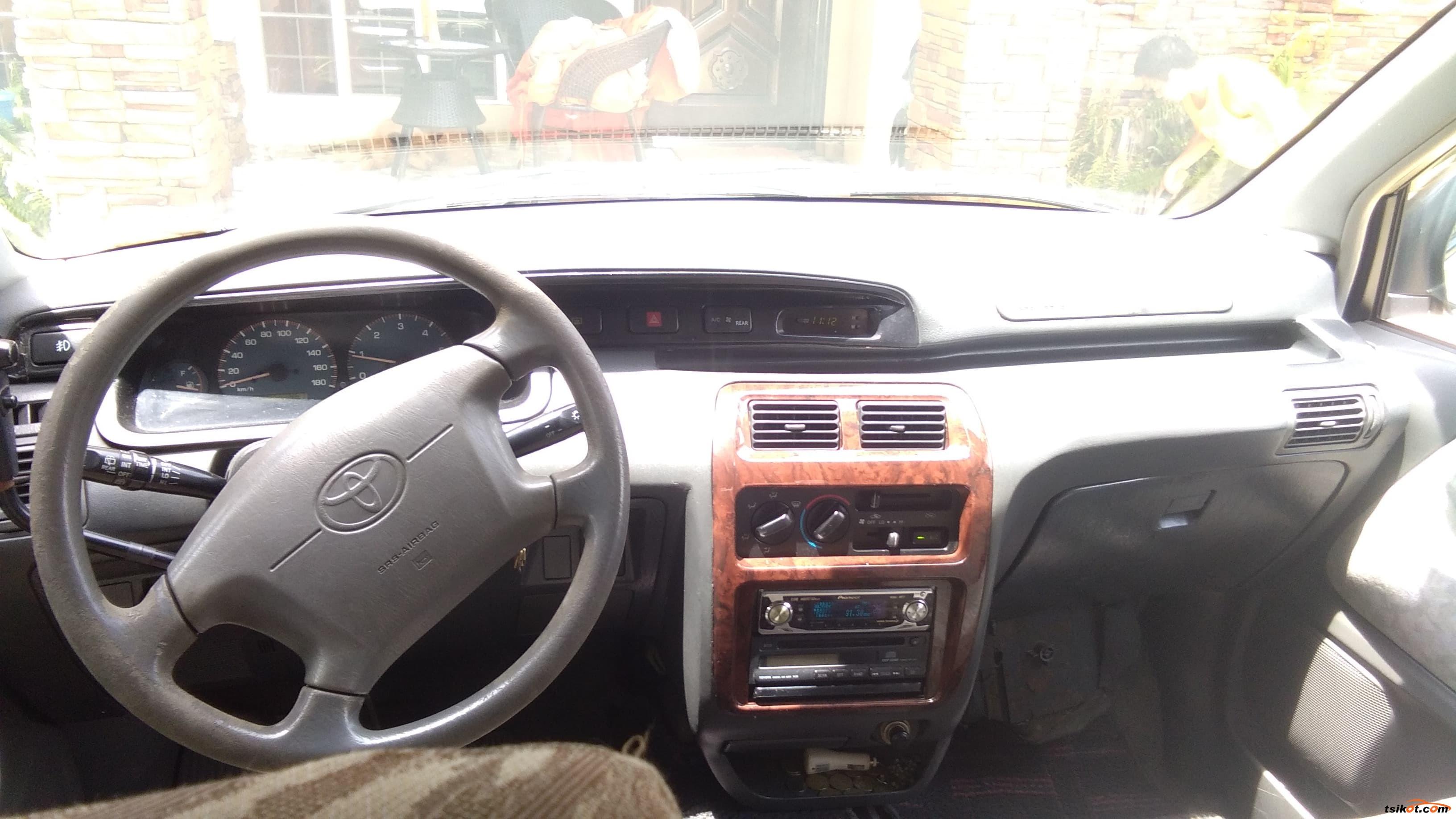 Toyota Lite Ace 1997 - 3