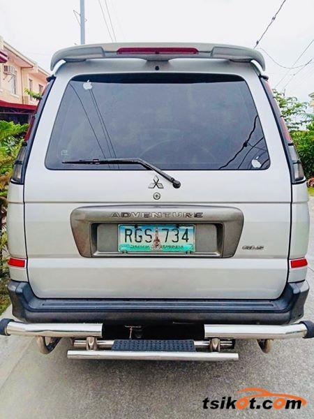 Mitsubishi Adventure 2008 - 2