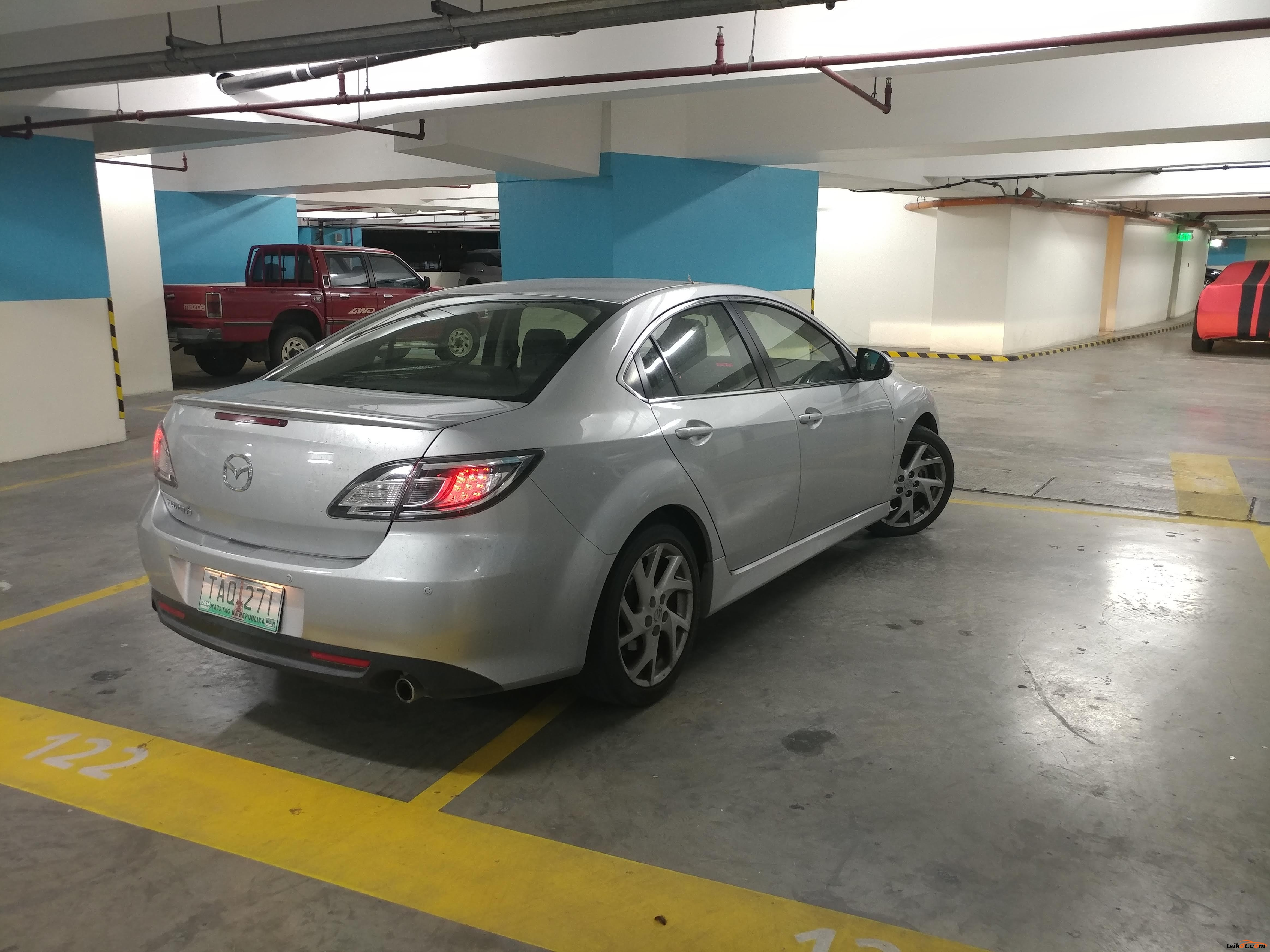 Mazda 6 2011 - 2