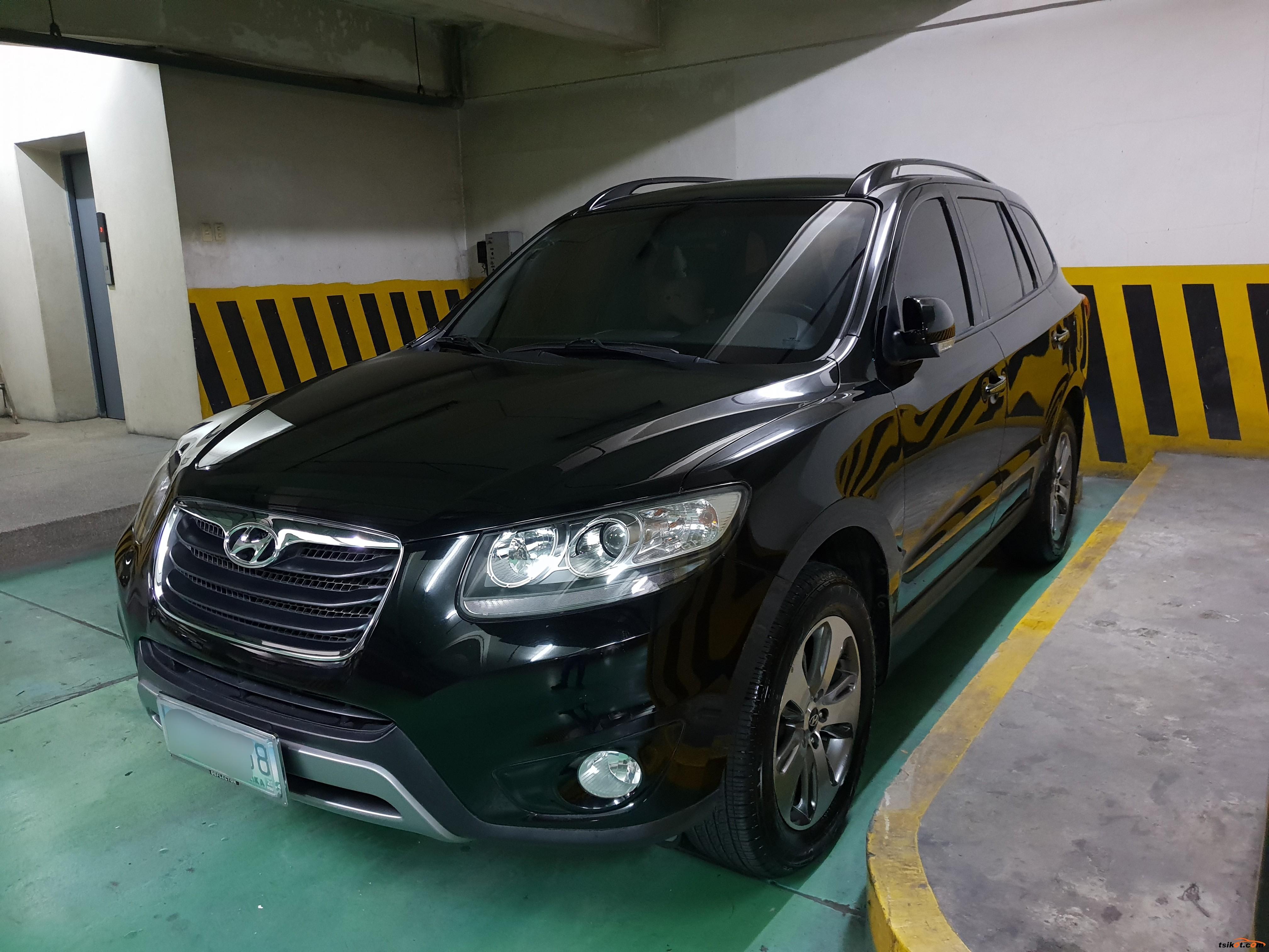 Hyundai Santa Fe 2011 - 2