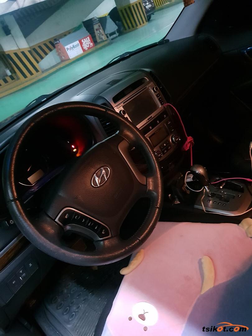 Hyundai Santa Fe 2011 - 6