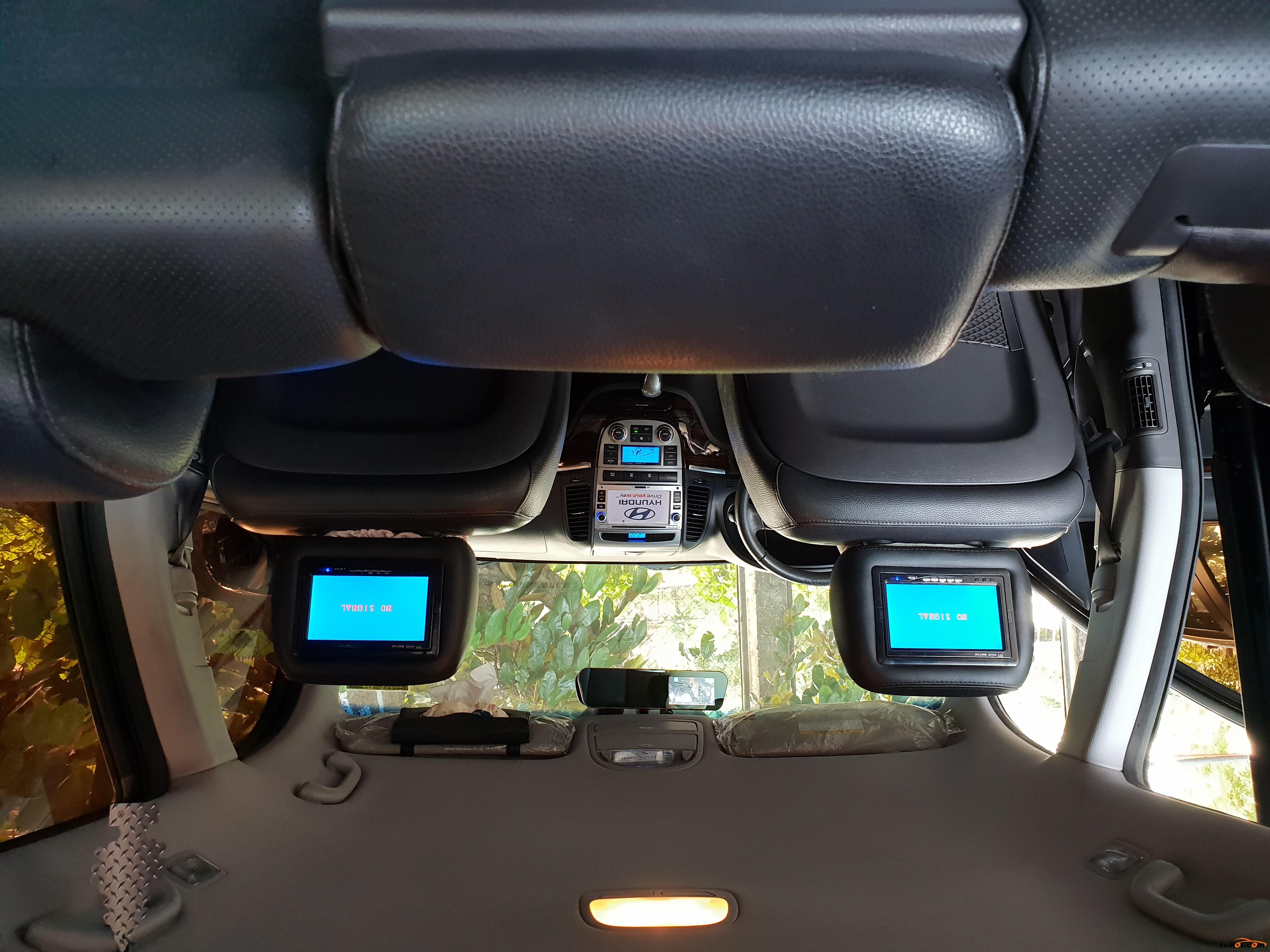 Hyundai Santa Fe 2011 - 8