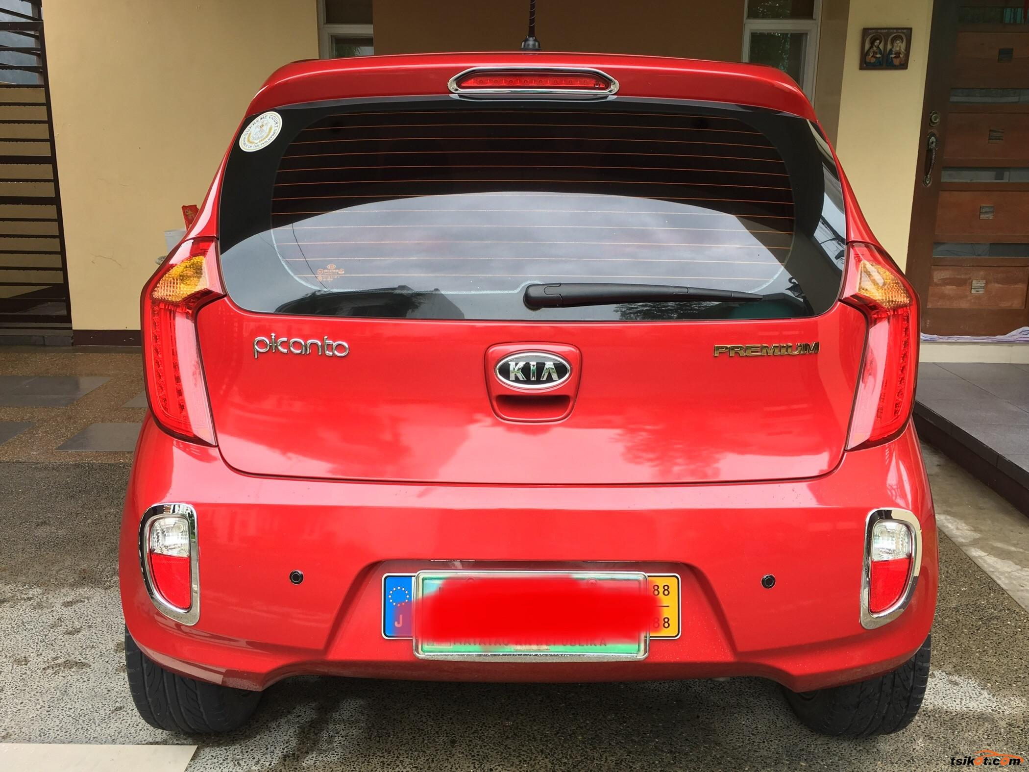 Kia Picanto 2012 - 4