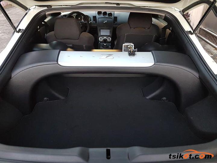 Nissan 350Z 2004 - 4