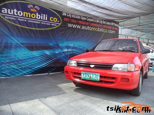 Toyota Sienna 1998 - 2